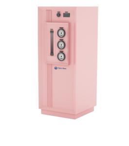 VC-50 Floor Cabinet Gas Feeder upto 60 Kg/hr. (Chloro Control Equipment Co.)