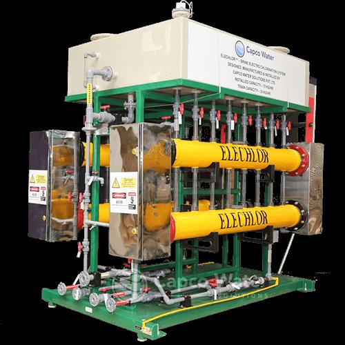 ELECHLOR™ Brine Electro Chlorinator