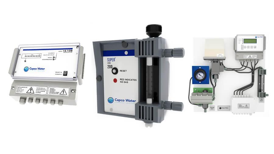 Chlorine Gas Feed & Instrumentation